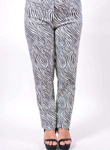 Παντελόνι ελαστικό print